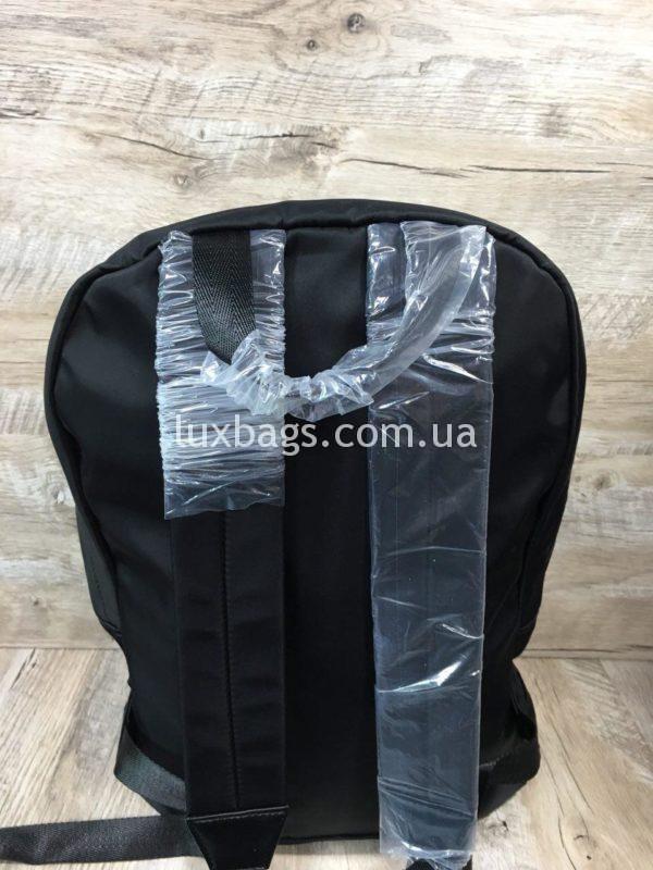 черный рюкзак BALENCIAGA баленсиага спортивного стиля фото 8