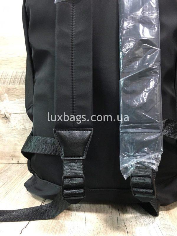 черный рюкзак BALENCIAGA баленсиага спортивного стиля фото 7