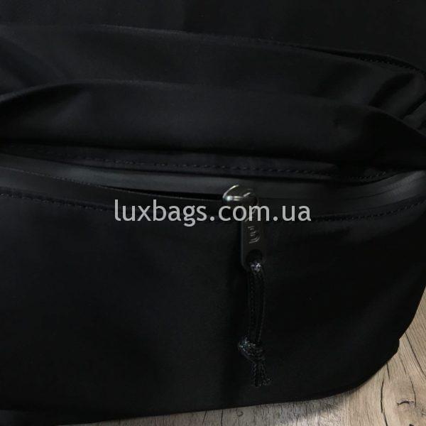 черный рюкзак BALENCIAGA баленсиага спортивного стиля фото 4