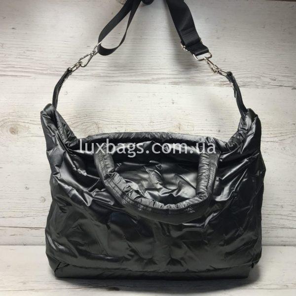 Женская спортивная сумка из балонья фото 4
