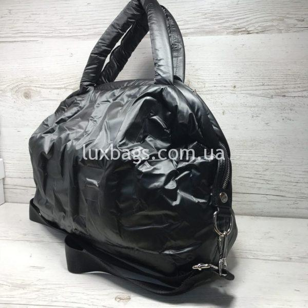 Женская спортивная сумка из балонья фото 3