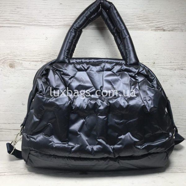 Женская спортивная сумка из балонья фото 1