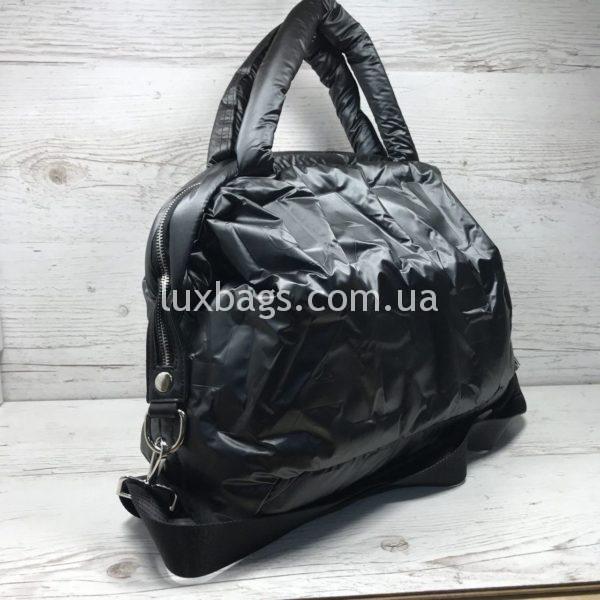 Женская спортивная сумка из балонья фото