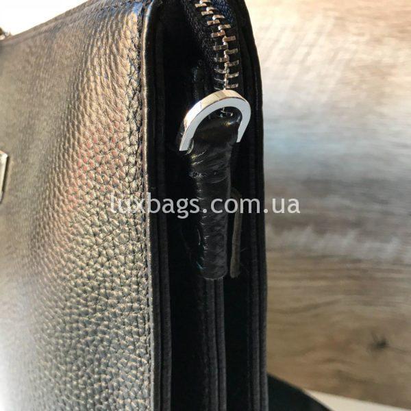 Мужская кожаная сумка через плечо Philipp Plein фото 1