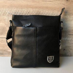 мужская сумка через плечо брендовая