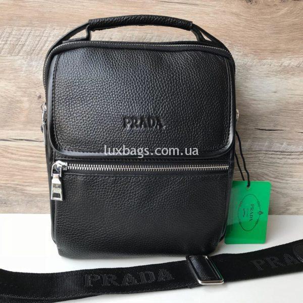 мужская сумка барсетка прада