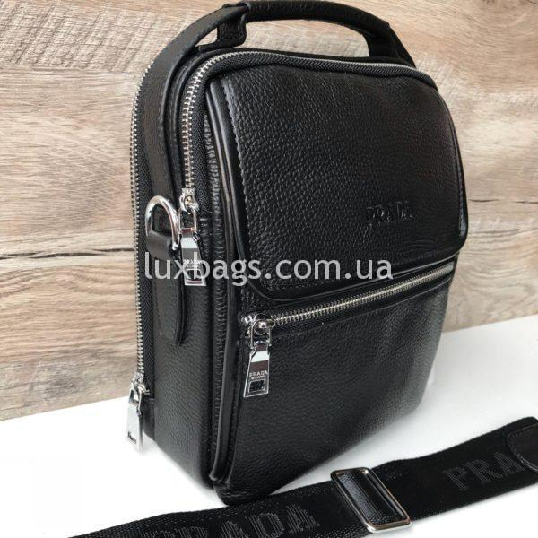 Мужская барсетка-сумка Prada недорого фото 6