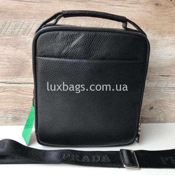 Мужская барсетка-сумка Prada недорого фото 4