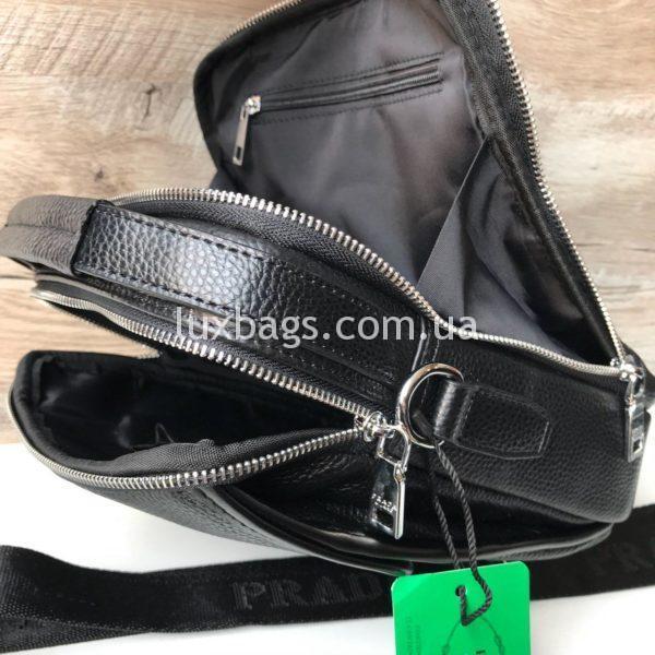 Мужская барсетка-сумка Prada недорого фото 2