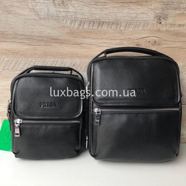 Мужская барсетка-сумка Prada недорого фото