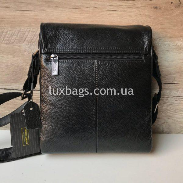 сумка мужская армани через плечо с клапаном фото 6