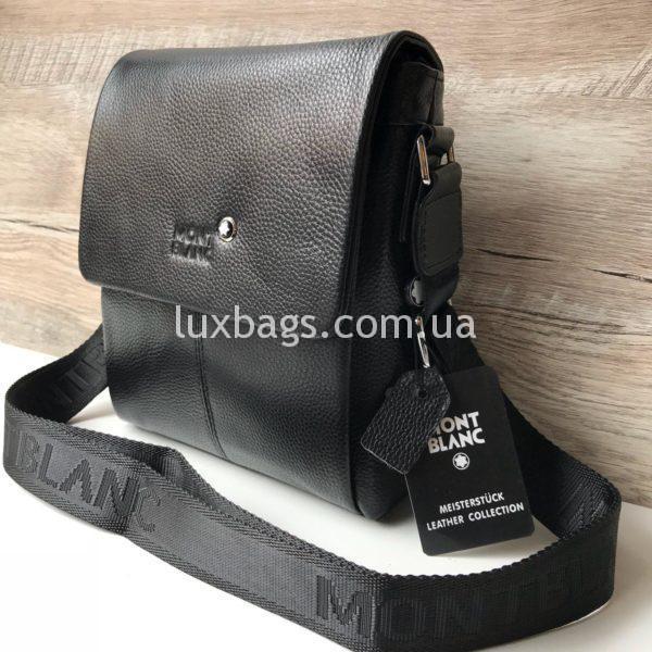 Мужская сумка Mont Blanc с клапаном фото 2