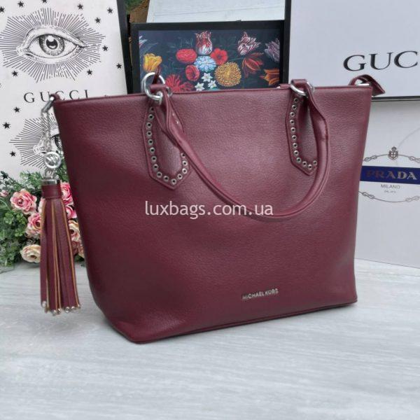 Женская сумка Philipp Plein Филипп Плеин серебряного цвета