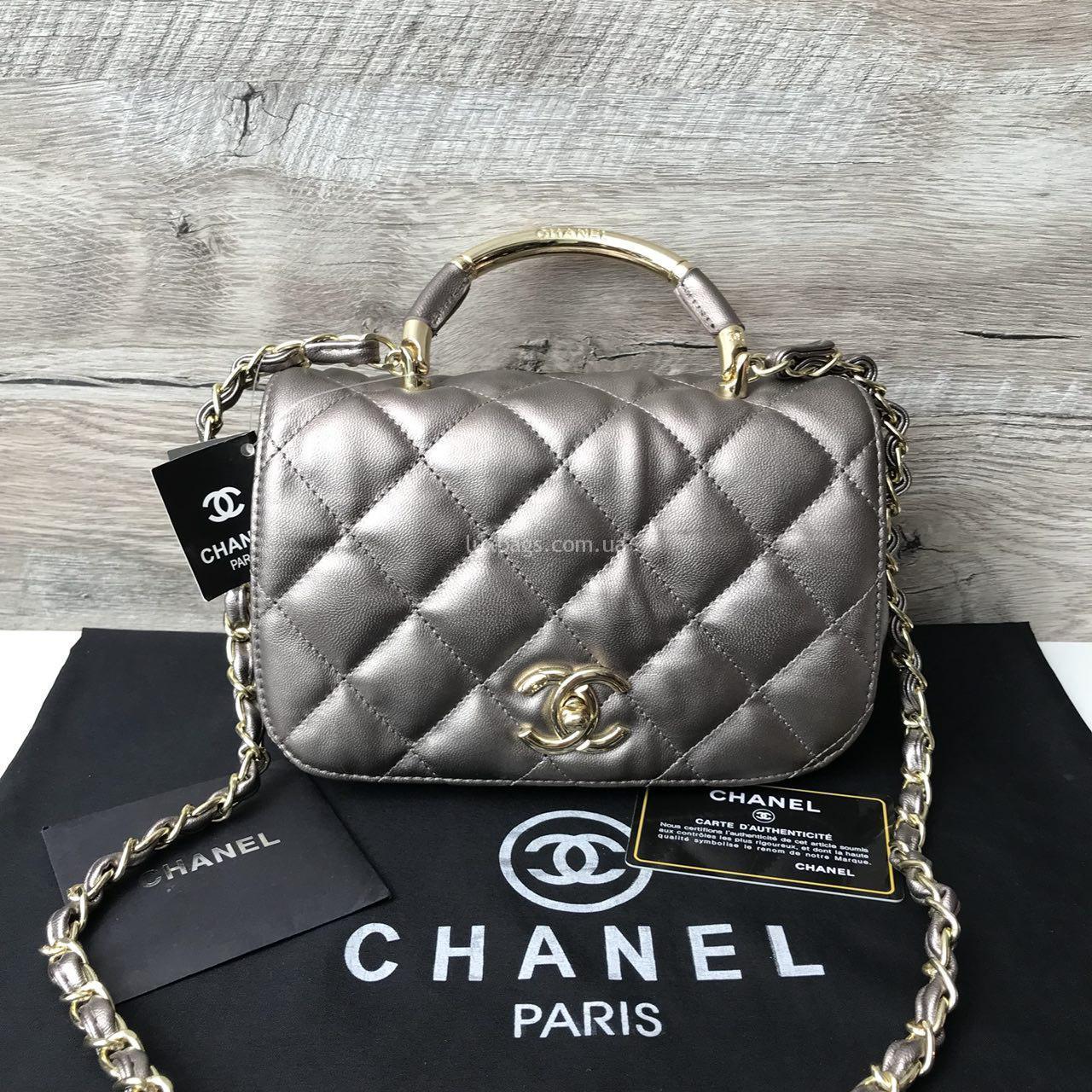 df554f217803 Женская стильная сумка Chanel Купить на lux-bags