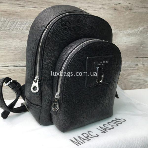 черный городской рюкзак Marc Jacobs