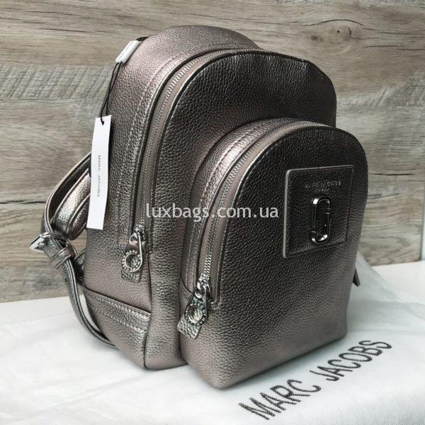 бронзовый рюкзак Marc Jacobs