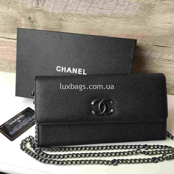 Женская сумка Chanel Шанель черная