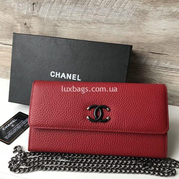 Женская сумка Chanel Шанель красная