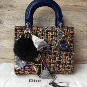 Женская сумка Dior Lady Диор копия