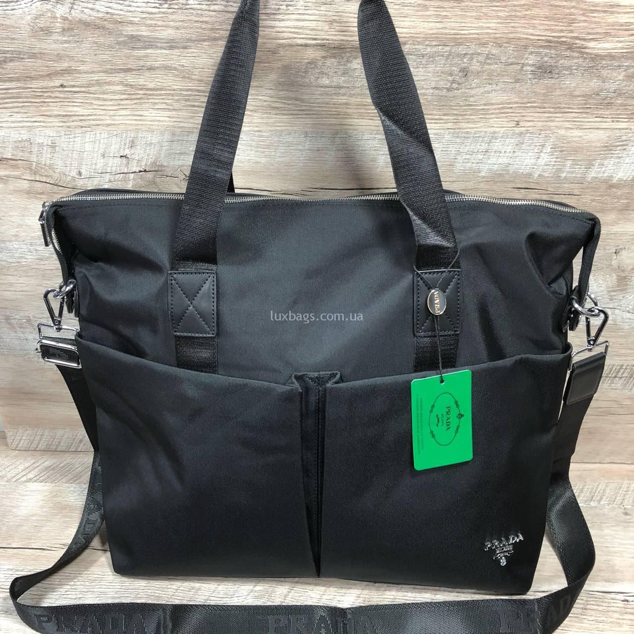 d2789e66bcd6 Большая сумка Prada Прада Купить на lux-bags