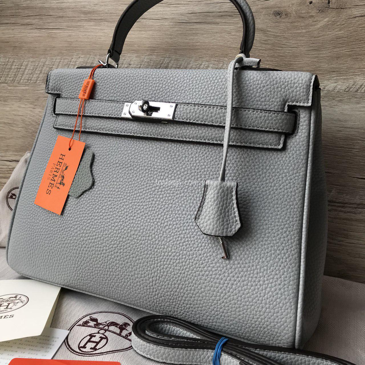 0953a7627b11 сумки гермес келли купить недорого · Женская сумка Hermes Kelly фото серой  сумки