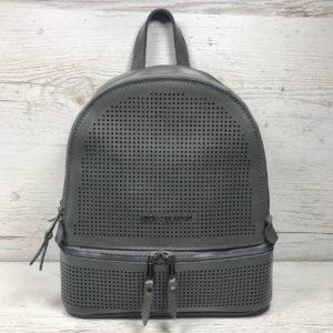 Женский кожаный рюкзак Michael Kors фото