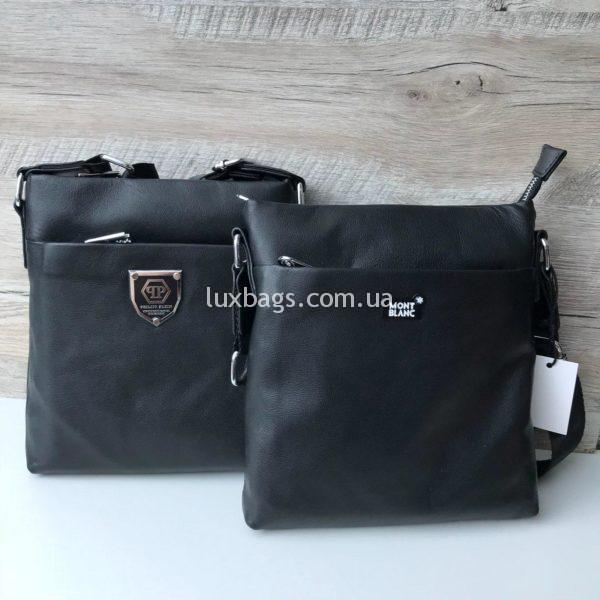 мужские сумки из натуральной кожи через плечо