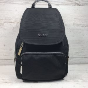 Стильный рюкзак Gucci из плащевки фото