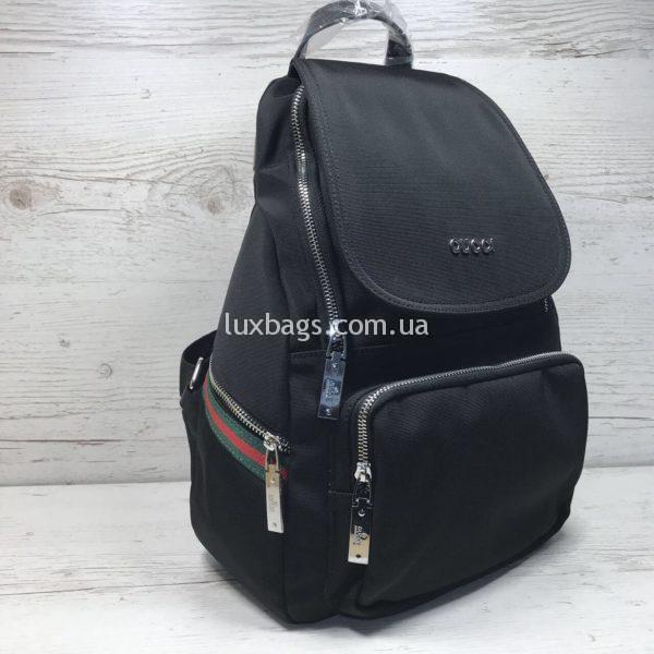 Стильный рюкзак Gucci из плащевки