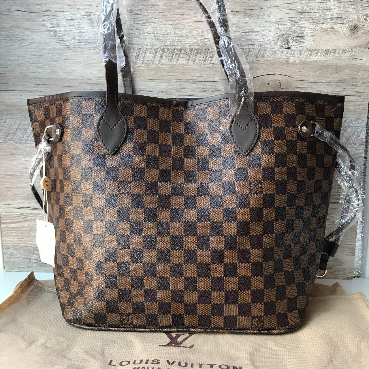 1b518fe52f8e Шоппер Louis Vuitton Neverfull | Сумки Луи Витон (копии)