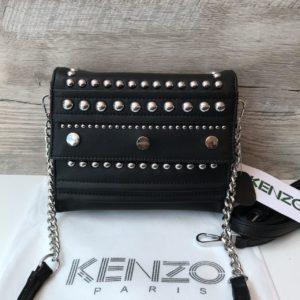 Женская сумочка Kenzo черная фото
