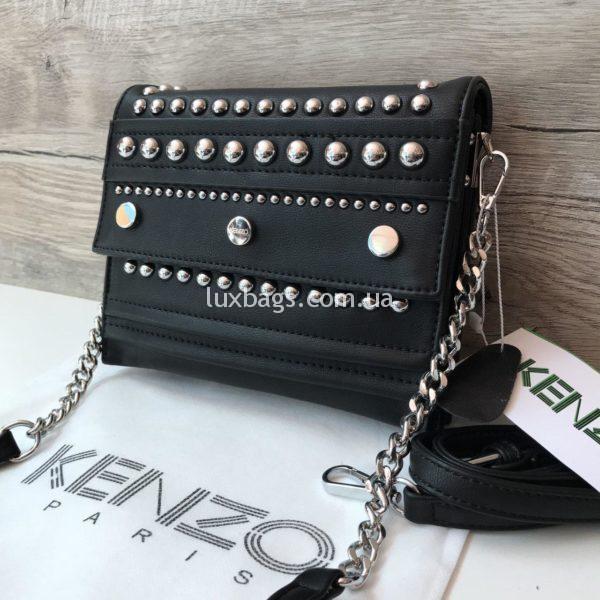 Женская сумочка Kenzo черная