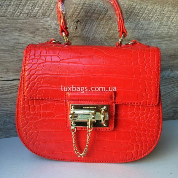 Женская стильная сумка Dolce Gabbana