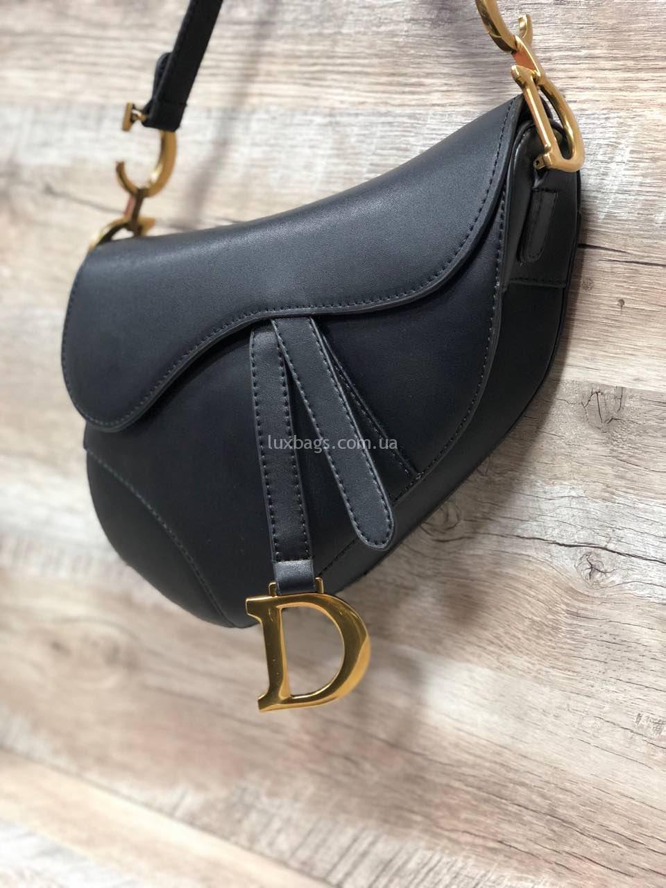 b2b0301c4404 Женская стильная сумка Dior Диор фото черная · сумочка диор saddle bag ·  сумочка седло черная от диор