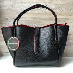 Женская черная сумка Furla Фурла