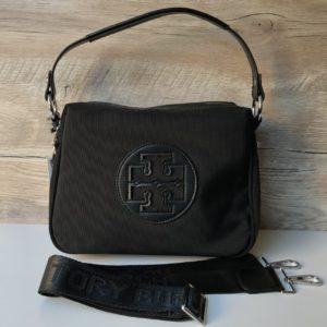 Маленькая сумка Tory Burch Тори Берч черная