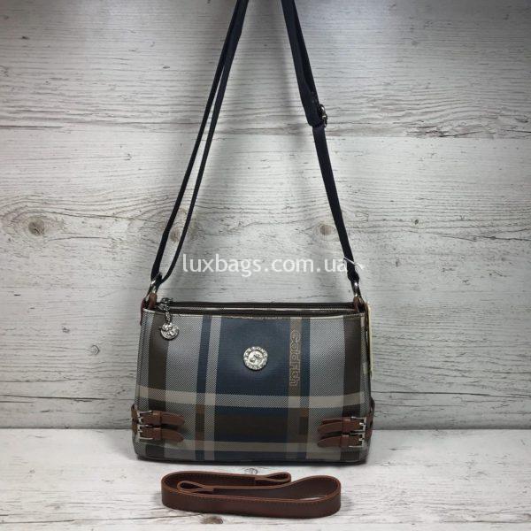 сумка через плечо в спортивном стиле