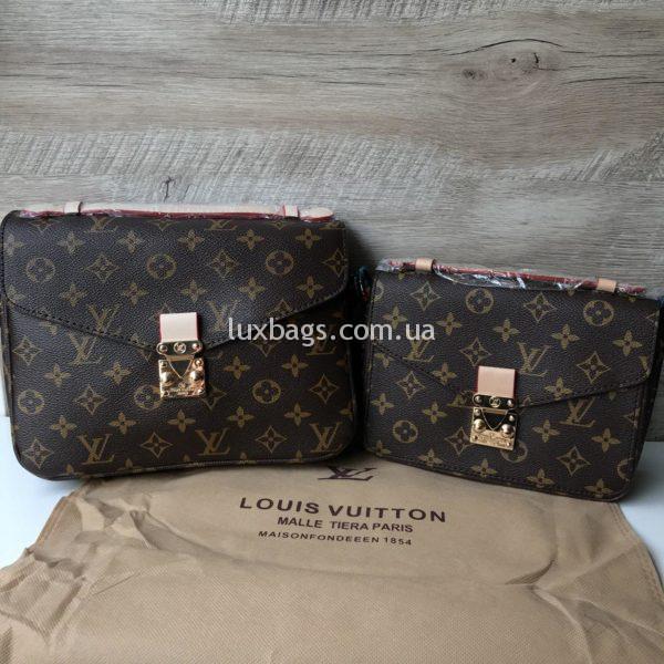 Женская сумка Louis Vuitton Metis mini недорого