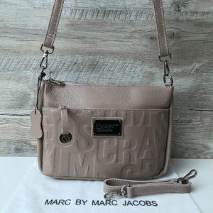 Женская кожаная сумка Marc Jacobs фото