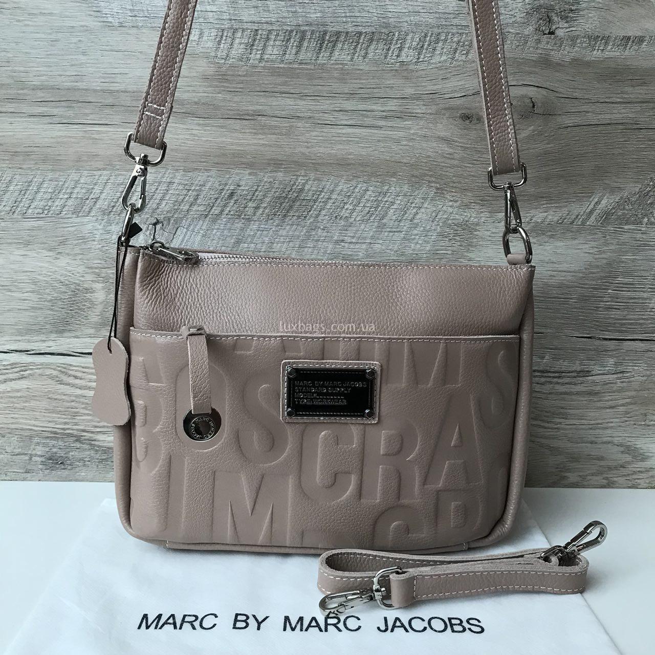 b8bfd4c668a8 Женская кожаная сумка Marc Jacobs Купить на lux-bags