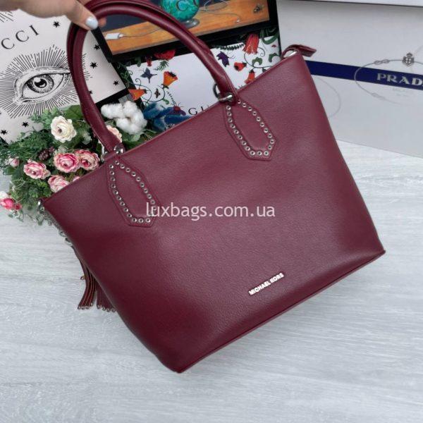 Женская сумка розовая Philipp Plein Филипп Плеин