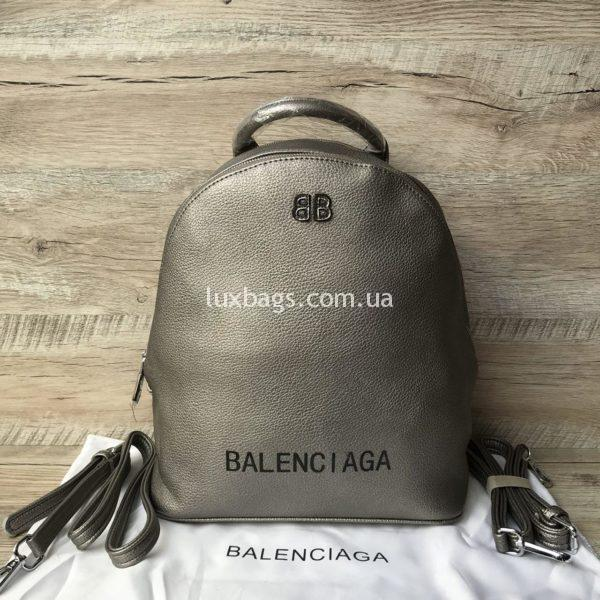 Женский стильный рюкзак баленсиага