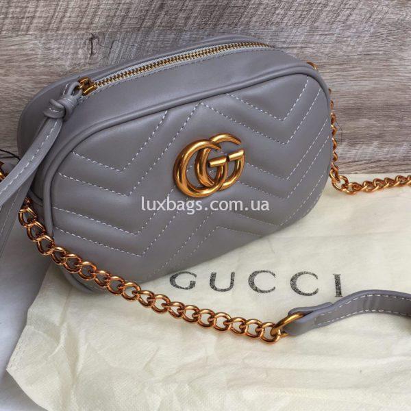 маленькая сумка Gucci Гуччи Marmont недорого фото