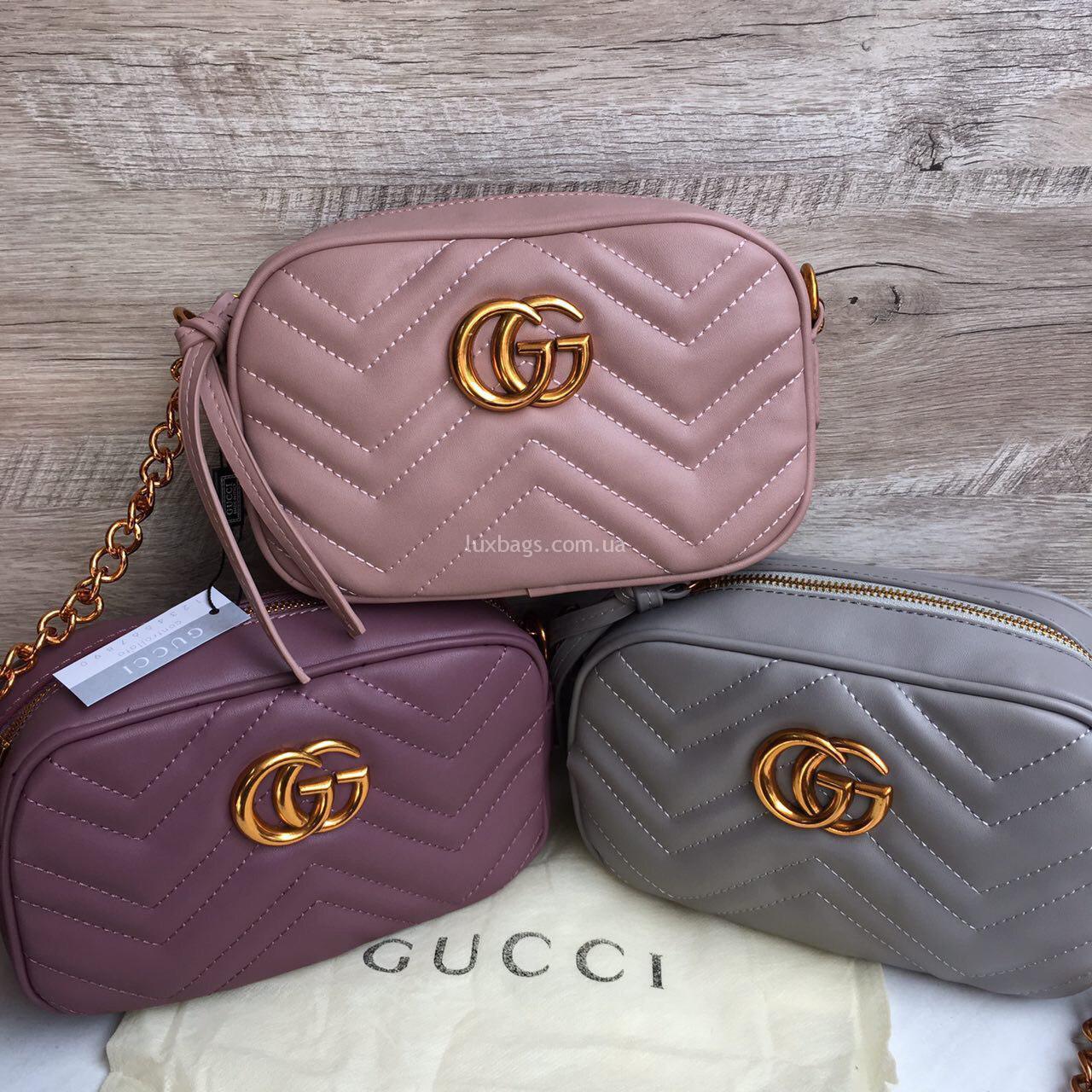 fa153df6096d Маленькая сумка Gucci Marmont Купить на lux-bags