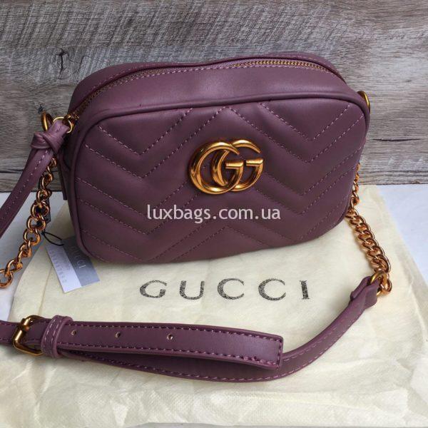 маленькая сумка Gucci Гуччи Marmont