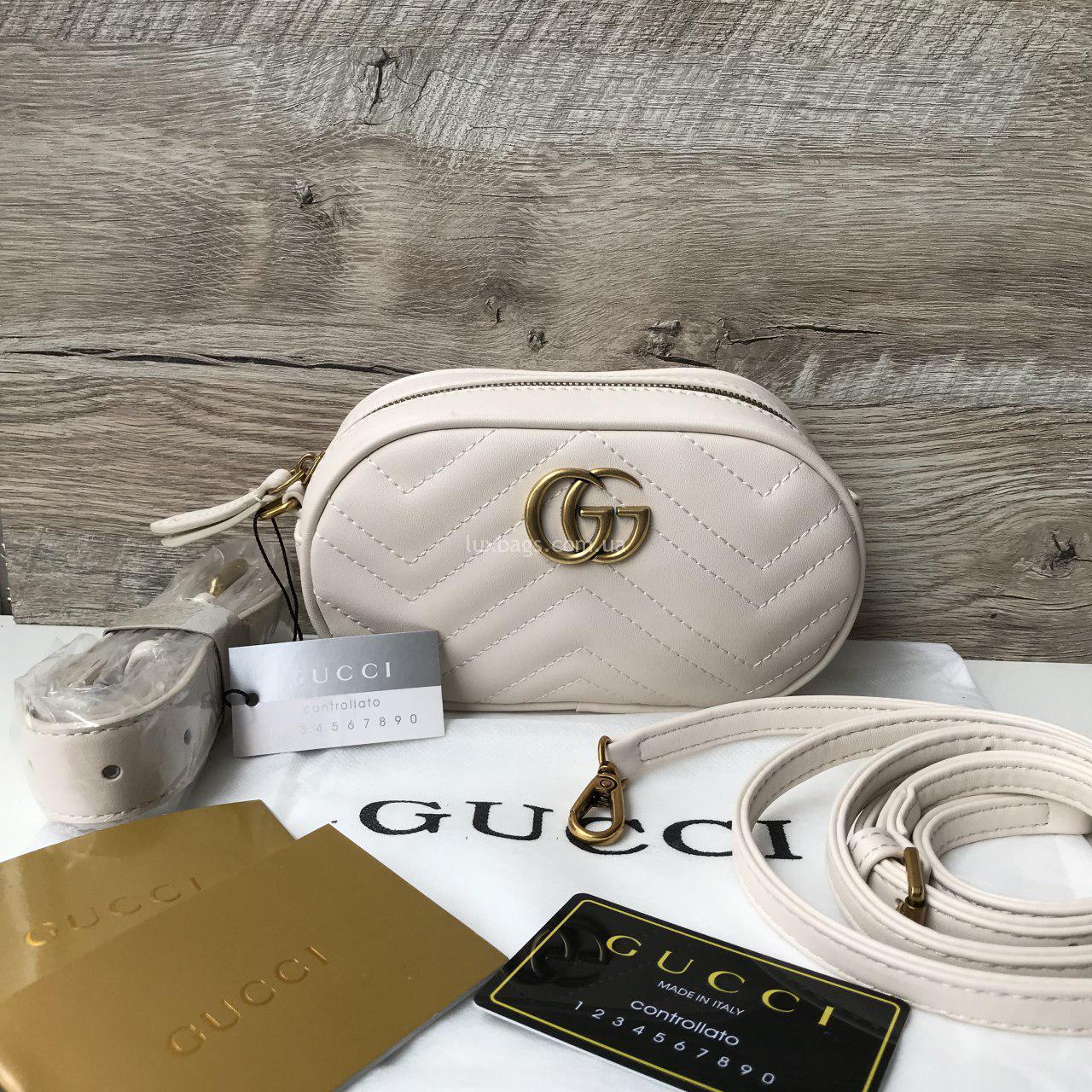 2084434920f8 Клатч, сумка поясная Gucci Marmont Купить на lux-bags