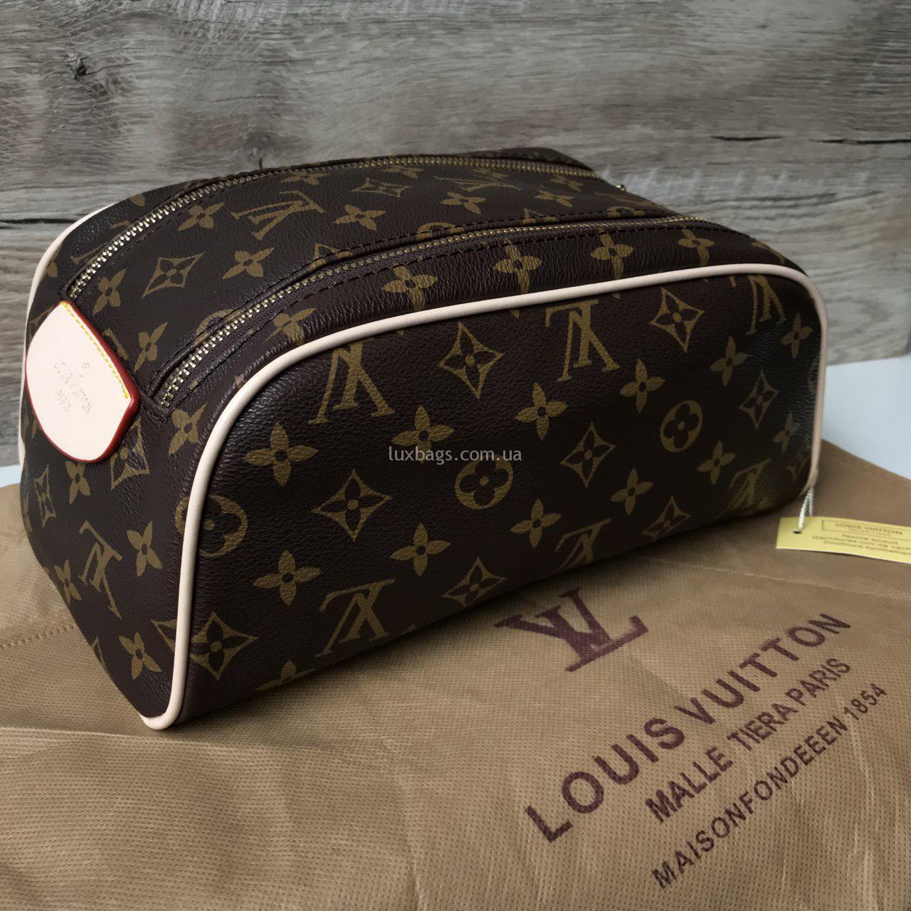 77d4a9cb2dd7 Женская косметичка сумочка Louis Vuitton Купить на lux-bags