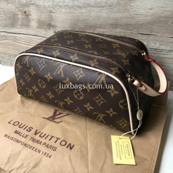 Женская косметичка сумочка Louis Vuitton недорого