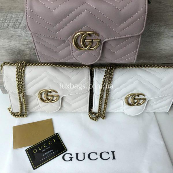 Женские сумки-клатчи Gucci Гуччи