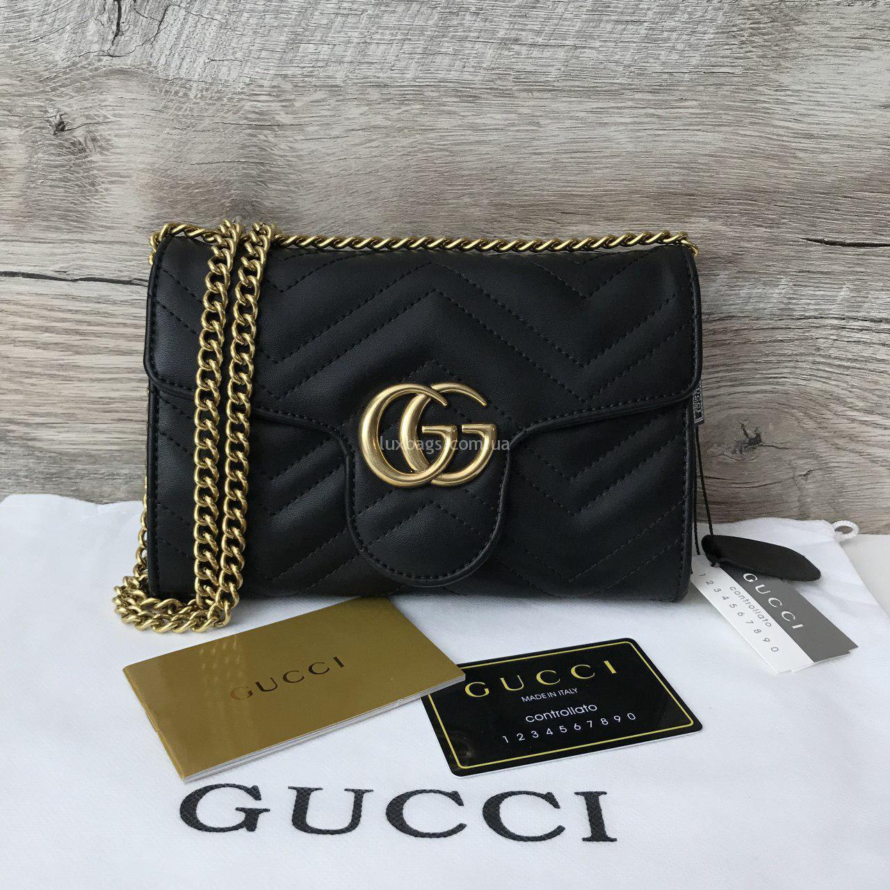 f3b0049bdbbe Женская сумка-клатч Gucci Гуччи Купить на lux-bags